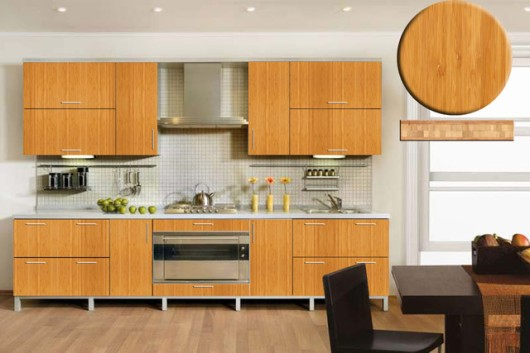 Bamboo-Kitchen-Cabinets